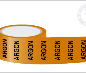 ARGON Pipe Marking Tape