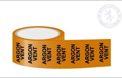 Argon Vent tape