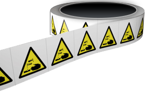 CORROSIVE-HAZARD-LABELS-50x50mm