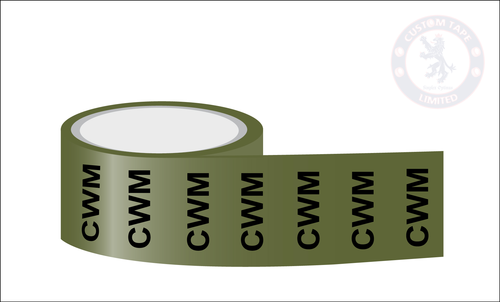 CWM Pipe Marking Tape
