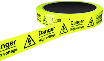 DANGER-HIGH-VOLTAGE-HAZARD-LABEL-25mm-+-37mm-33m