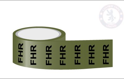 FHR Pipe Marking Tape