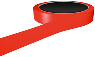 Floor Marking Tape red 50mm x 33m