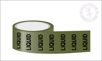 Liquid Pipe Marking Tape