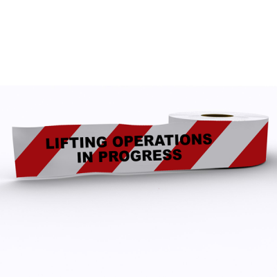 Lifting Operations In Progress