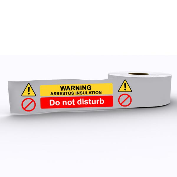 Asbestos do not Disturb