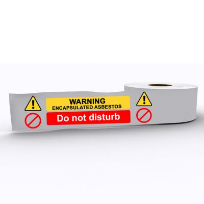 Encapsulated Asbestos do not Disturb