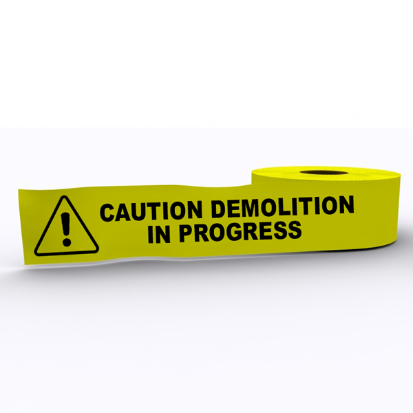 Demolition In Progress