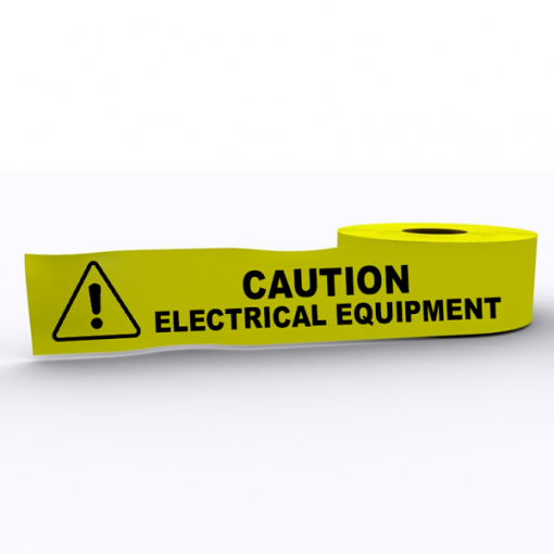 Caution Electrical Equipment
