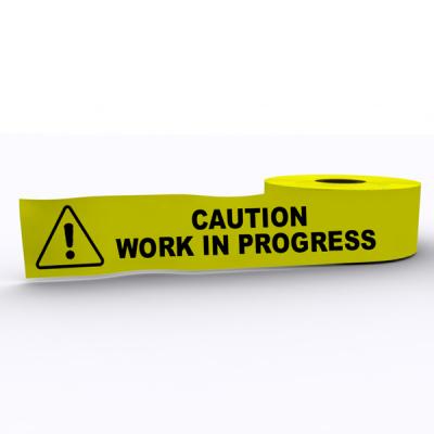 Caution Work In Progress