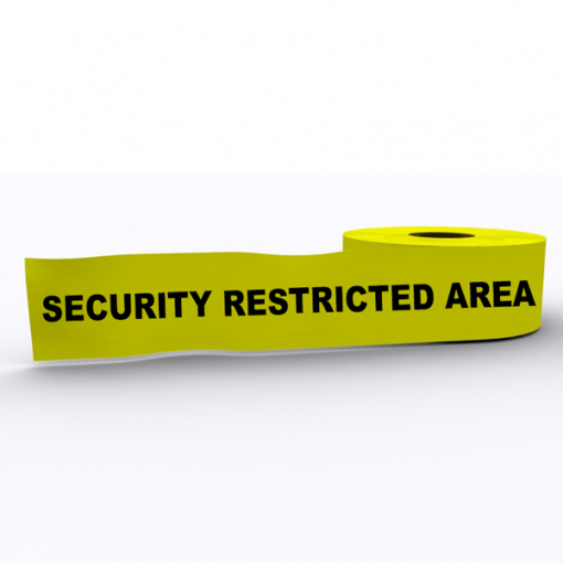 Security Restricted Area